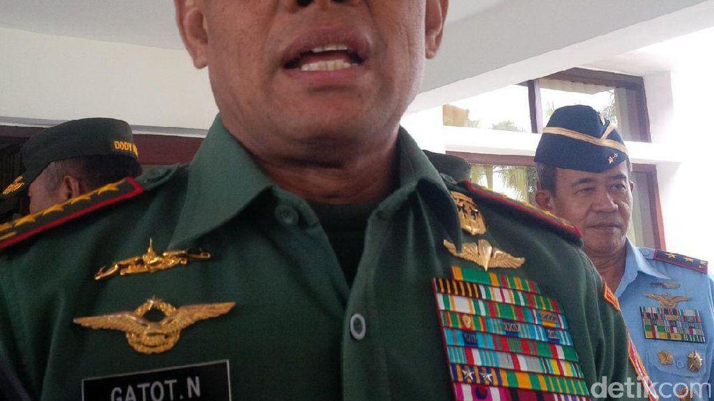 Disebut Mendukung Makar oleh Allan Nairn, Ini Respons Panglima TNI