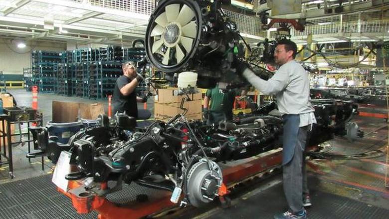 Kolaborasi Amerika Serikat dan Jepang Produksi Mesin ke-20 Juta