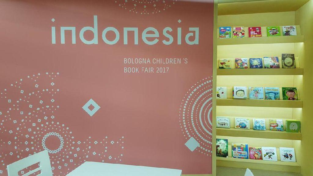 Menggoda Pasar Internasional Lewat Buku Anak