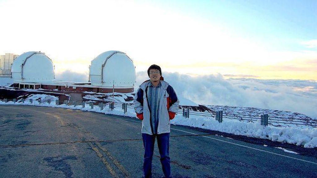 Komet Halley Membawa Astronom China Menjelajah Hingga ke Australia