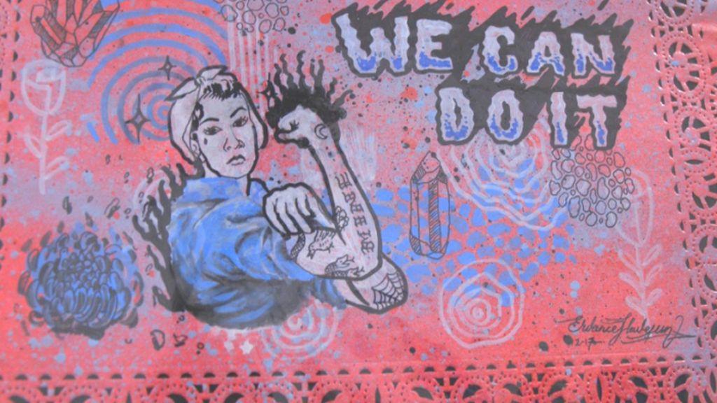 Seniman Yogya Angkat Isu Perempuan di Tingkat Dunia
