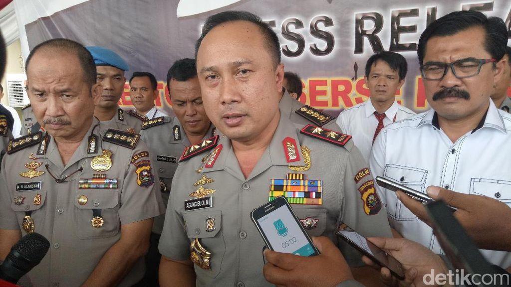 Polisi Periksa Sipir Rutan Palembang Terkait Kaburnya 17 Tahanan