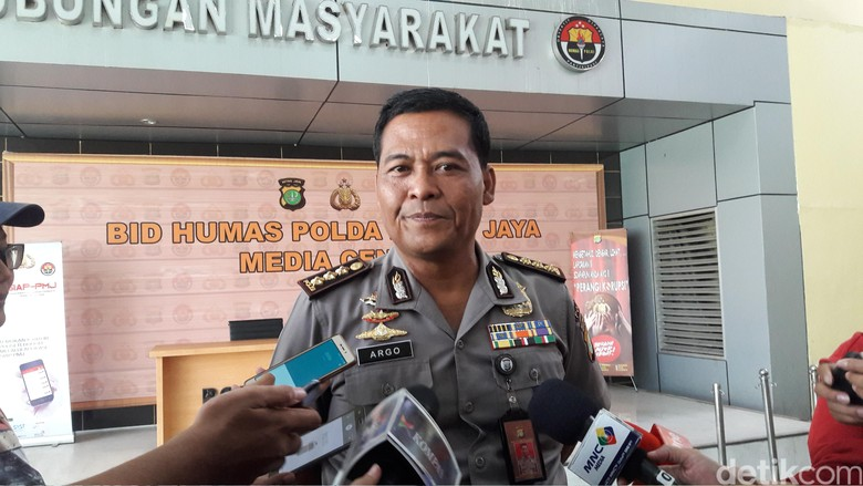Polisi: Proses Hukum terhadap Rizieq Tak Terkait Ahok