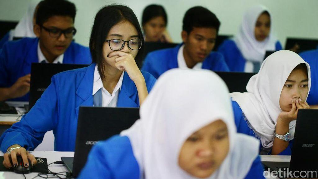 Banyak Lulusan SMK Jadi Pengangguran, Ini Penyebabnya