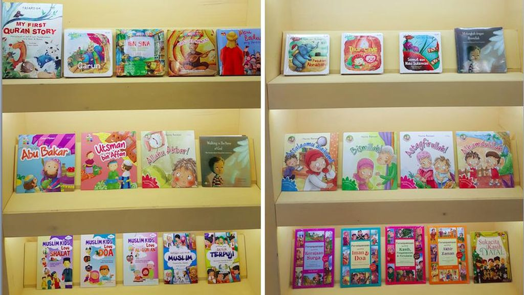 Paling Digemari, Bagaimana dengan Buku Anak Indonesia?