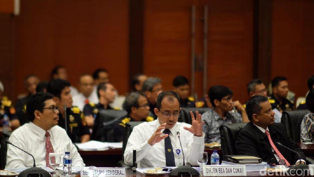 Setoran Bea Cukai Triwulan I-2017 Rp 15 Triliun