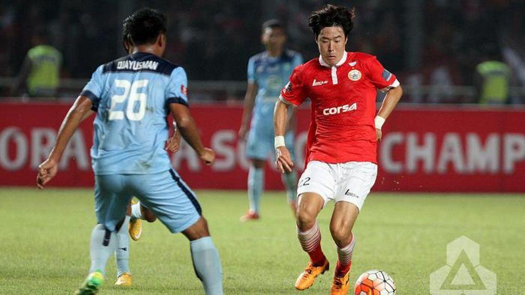 Persija Nilai Pembatasan Usia di Liga 1 Rugikan Pemain dan Klub