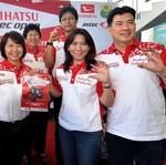 Daihatsu Astec Terbuka 2017 Dibuka di Pekanbaru, Ditutup di Jakarta