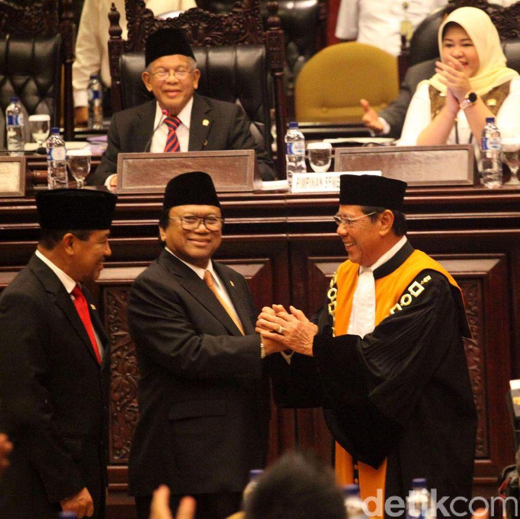 KY Diminta Tegas Terhadap Waka MA di Kasus Penyumpahan Ketua DPD