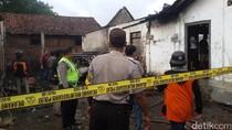 Rumah Usaha Catering di Sleman Ludes Terbakar