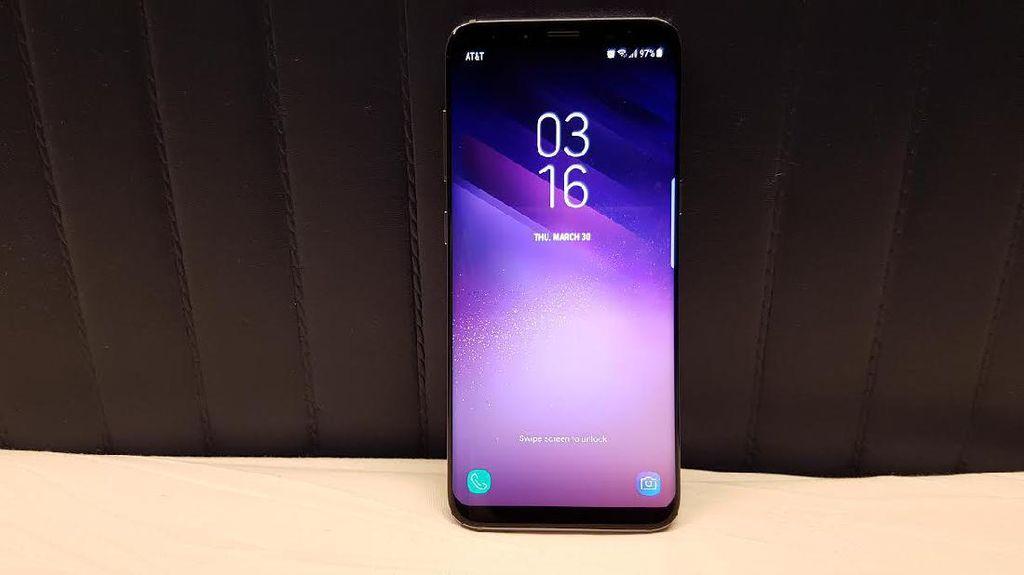 Beberapa Pertanyaan Soal Galaxy S8