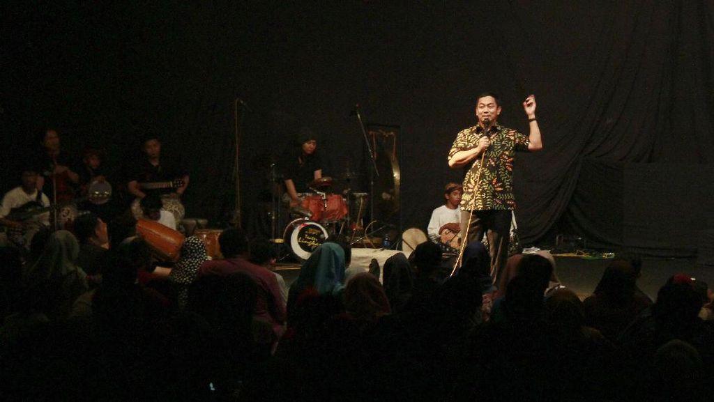 Wali Kota Semarang Dorong Seniman Tetap Eksis
