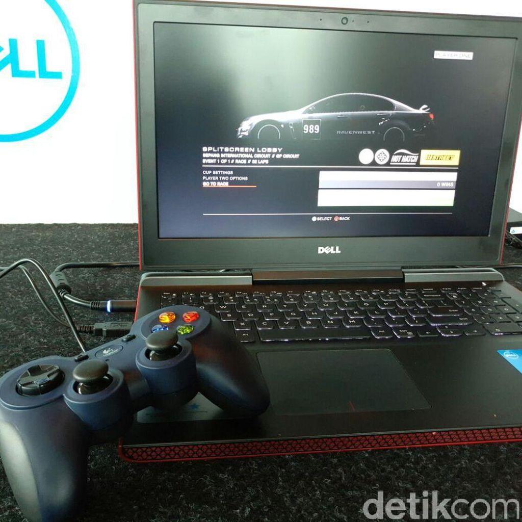 Laptop Gaming Dell Inspiron 15 Dijual Rp 12,6 Juta