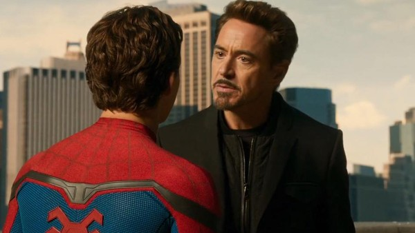 Robert Downey Jr Bak Deja Vu Lihat Spider-Man: Homecoming