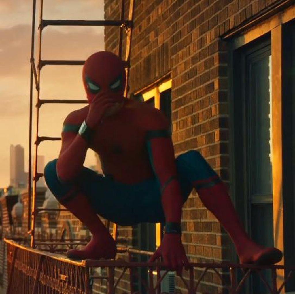 Spider-Man: Homecoming Akan Berdurasi 2 Jam, Plus Post Credit Khas Marvel