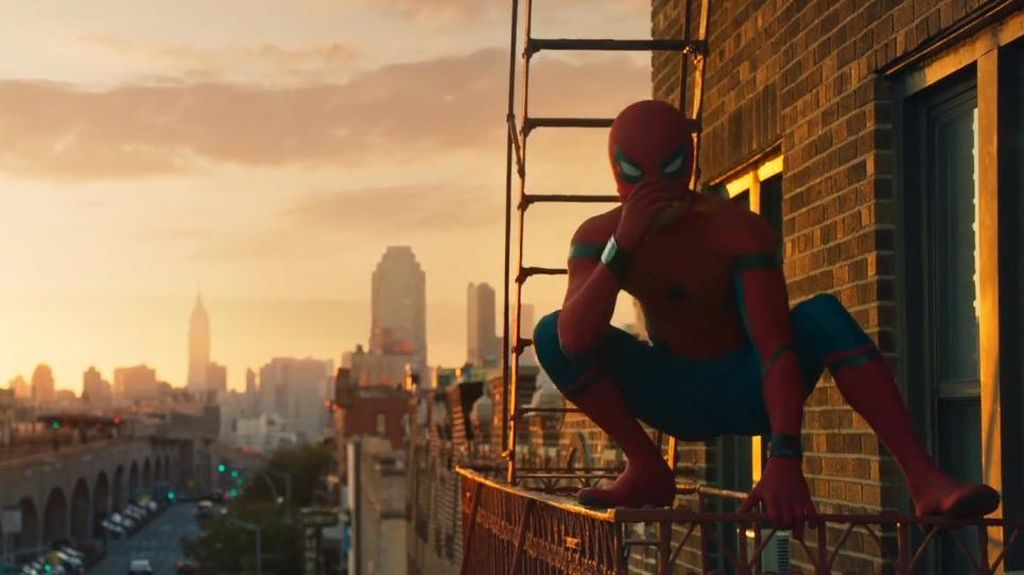 Spider-Man: Homecoming Akan Berdurasi 2 Jam, Plus Post Credit Khas Marvel
