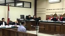 Sidang Pelepasan Aset PT PWU, Dahlan: Saya Tak Punya Niat Jahat