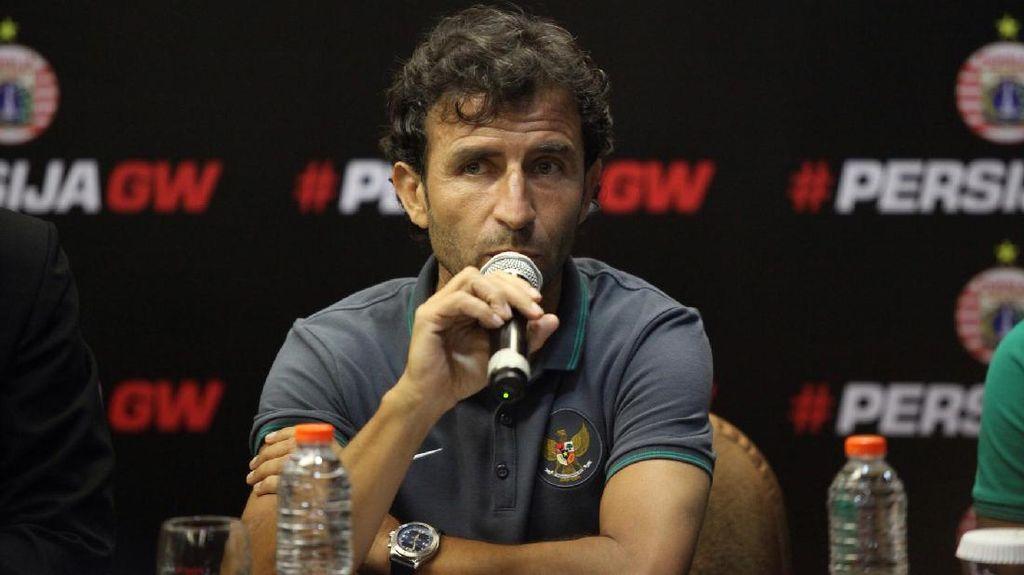 Seizin Luis Milla, Klub Bisa Mainkan Penggawa Timnas U-22