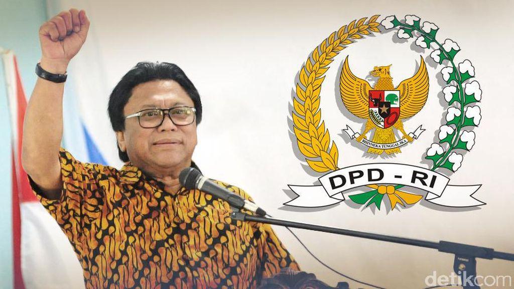 Ombudsman Minta MPR Keluarkan Sikap Soal Rangkap Jabatan OSO