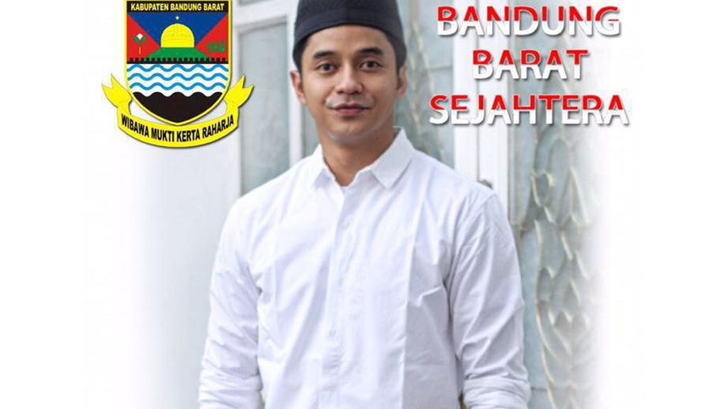 Minat Jadi Cawabup Bandung Barat, Ini yang akan Dilakukan Adly Fairuz