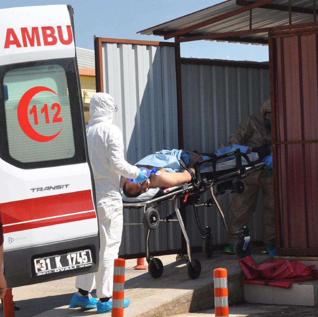 OPCW: Sejak Akhir 2016, Senjata Kimia Digunakan 45 Kali di Suriah