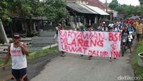 Tokoh Islam dan Nasionalis Dukung Koordinator Demo Palu Arit Ditahan