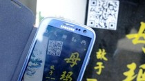 Layanan Teknologi untuk Tradisi Menyapu Makam Warga China