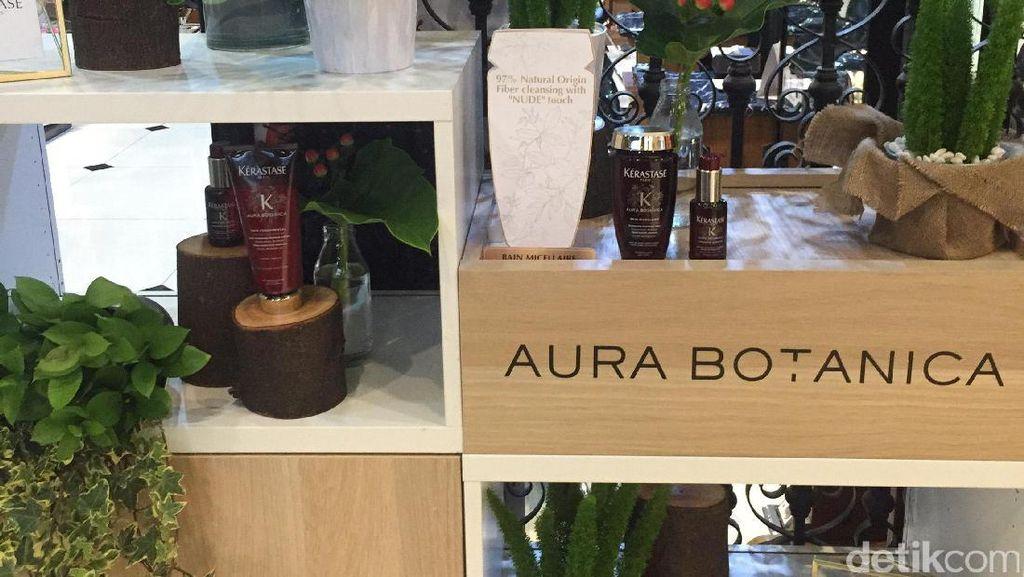 Aura Botanica, Perawatan Baru dari Kerastase yang 98% Organik