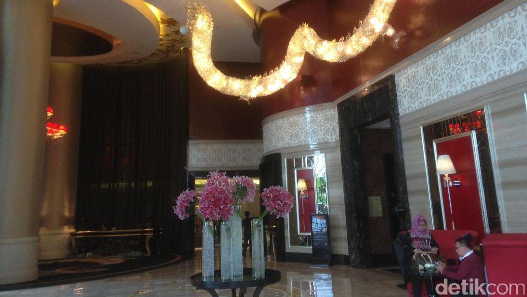 Turis Arab Lagi Suka Menginap di The Trans Luxury Hotel