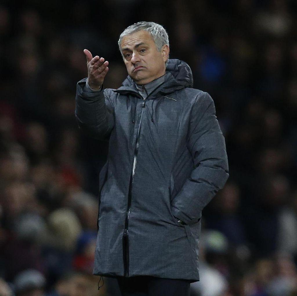 Mourinho: City Favorit untuk Finis Empat Besar, Bukan MU