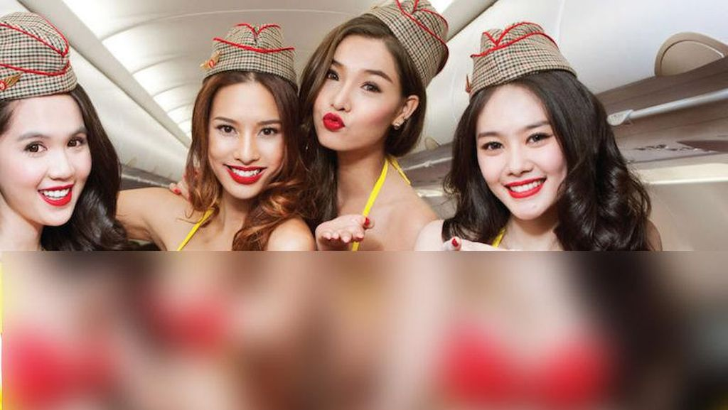 Bikini Airline Ramai Jadi Bahan Omongan