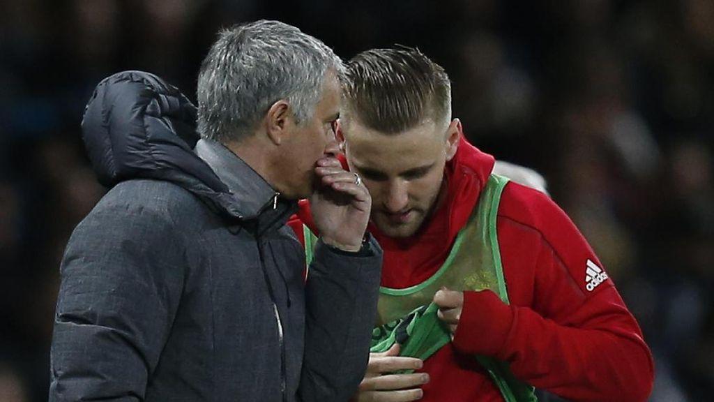 Dear Mourinho, Shaw Sudah Siap Beraksi Lagi