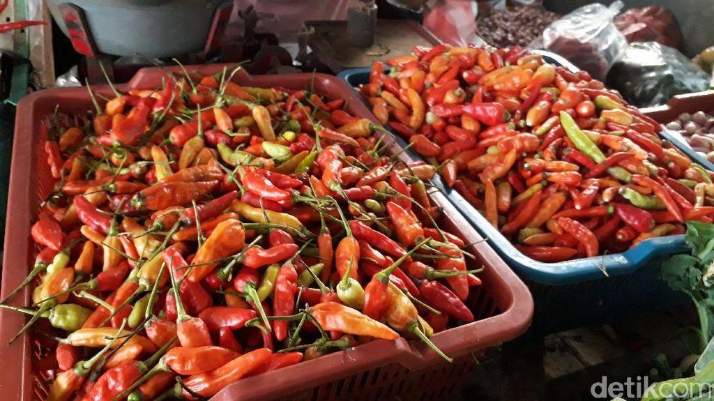 Polri: Lonjakan Harga Cabai Rawit di Lombok Diduga Ulah Pengepul
