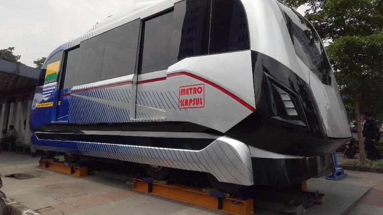 Berapa Harga Tiket Metro Kapsul Bandung?