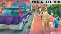 Euro4 Berlaku, Bagaimana Nasib Mobil-mobil Lama?