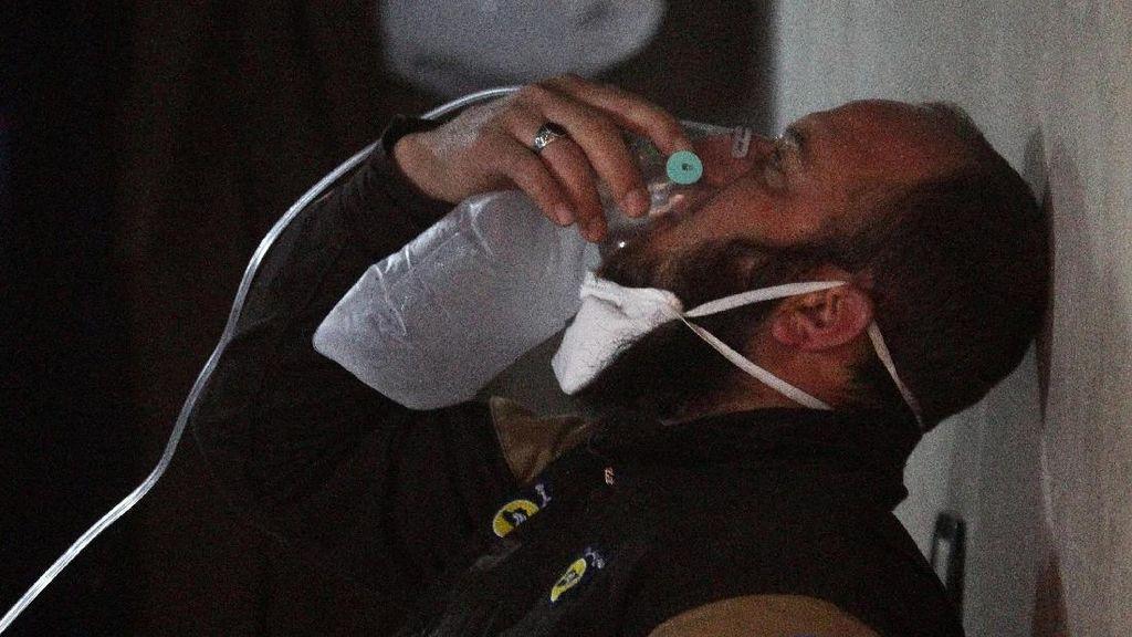 Rencana Serangan, AS Sebut Assad Siapkan Senjata Kimia Baru
