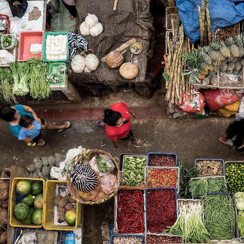 Fotostop: Hiruk Pikuk Pasar Tradisional