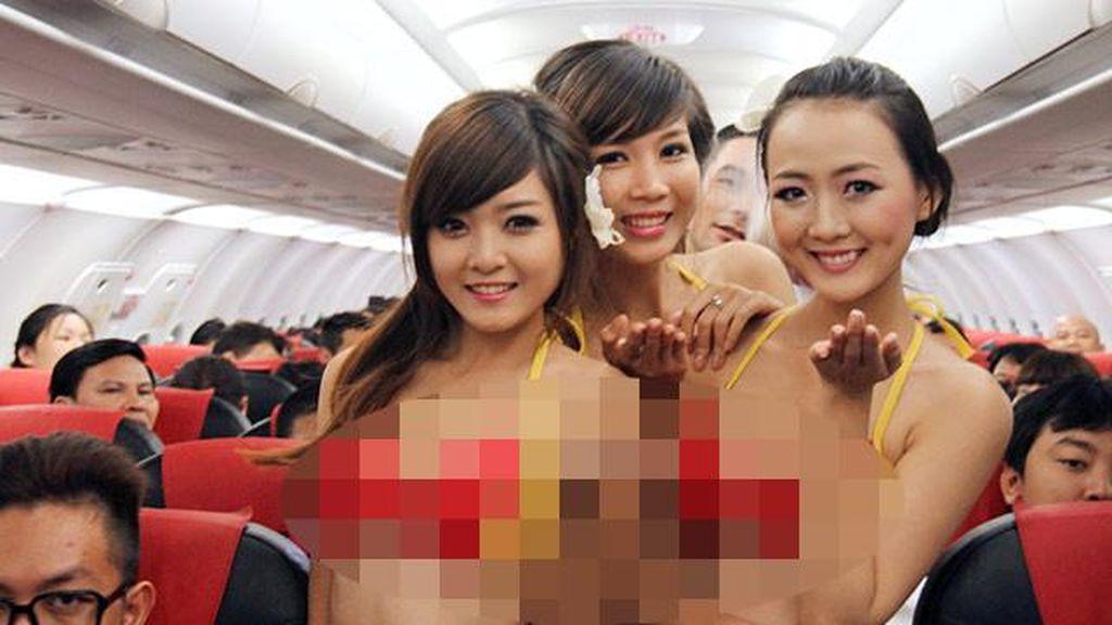Kemenhub Belum Terima Permohonan Maskapai Bikini Terbang ke RI