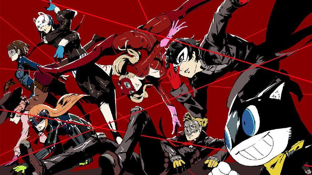 Soundtrack Persona 5 Rilis di iTunes, Harganya?