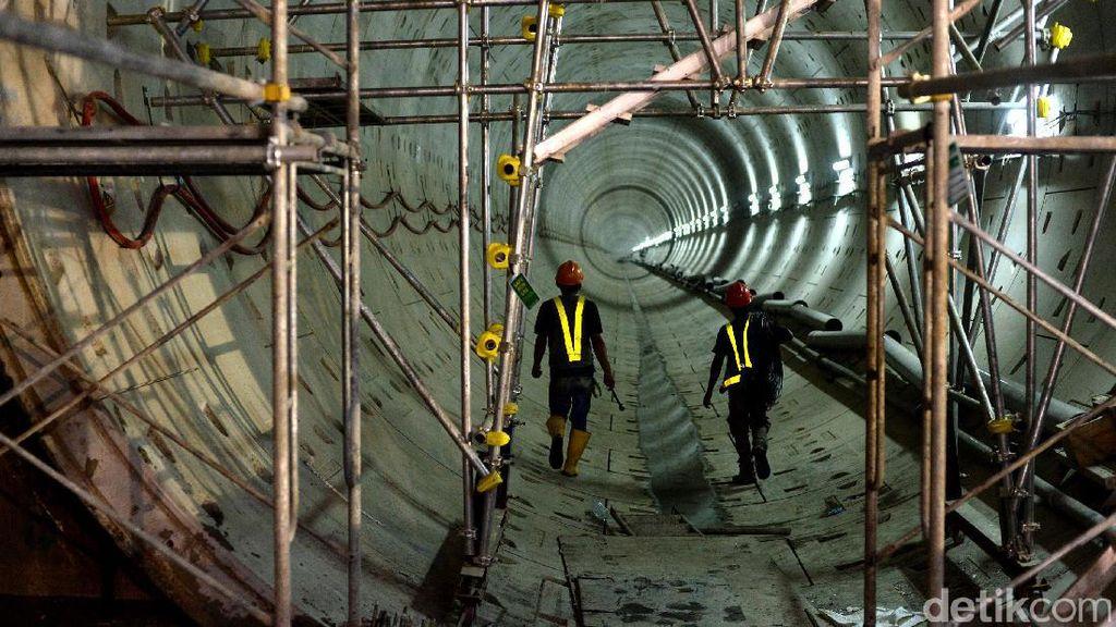 MRT Jakarta akan Beroperasi di 2019, Begini Persiapannya
