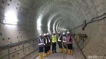 Tinjau Pembangunan MRT, Komisi V: Semoga Tahun Depan Selesai