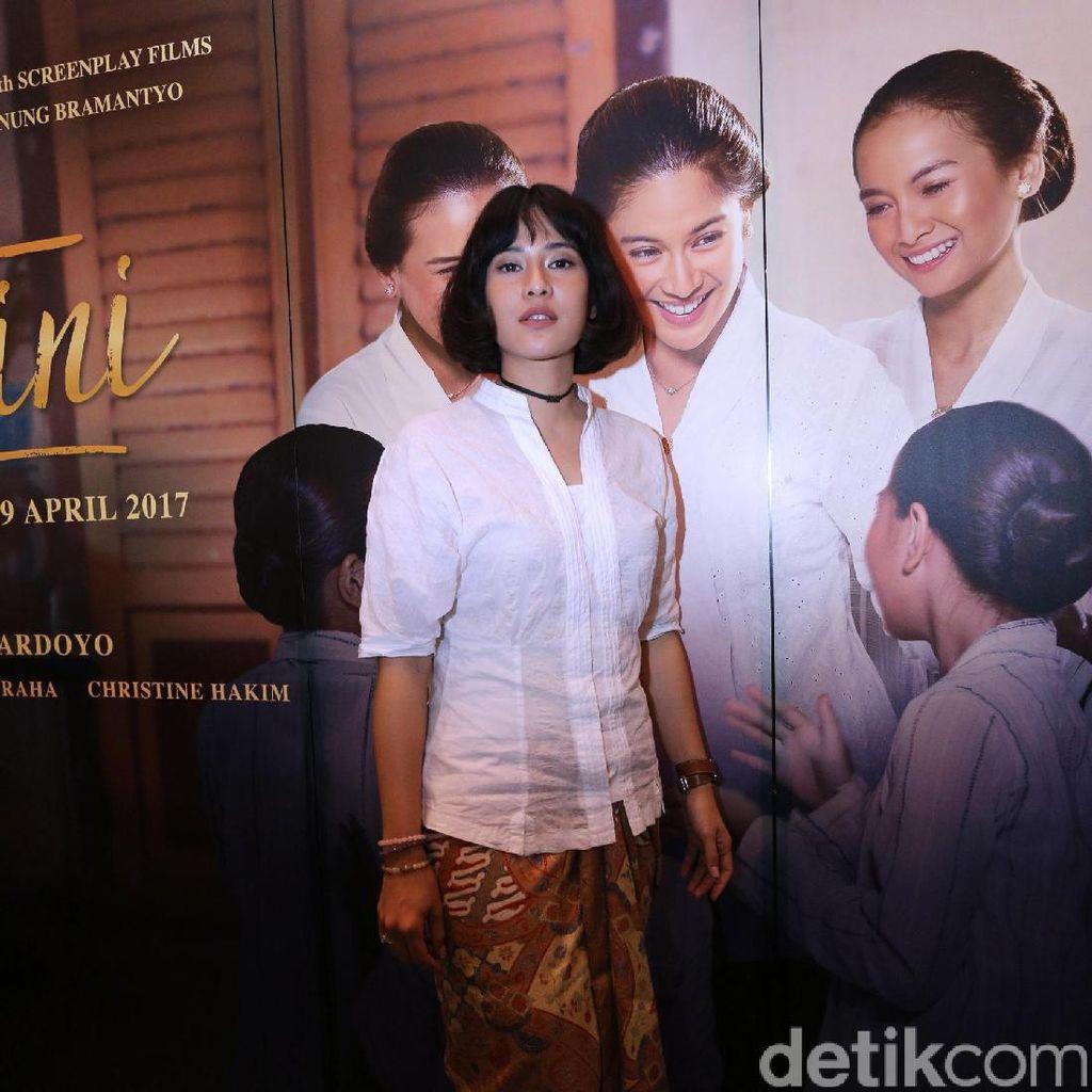 Dian Sastro Tepis Tangan Fans Tak Pengaruhi Penonton Kartini
