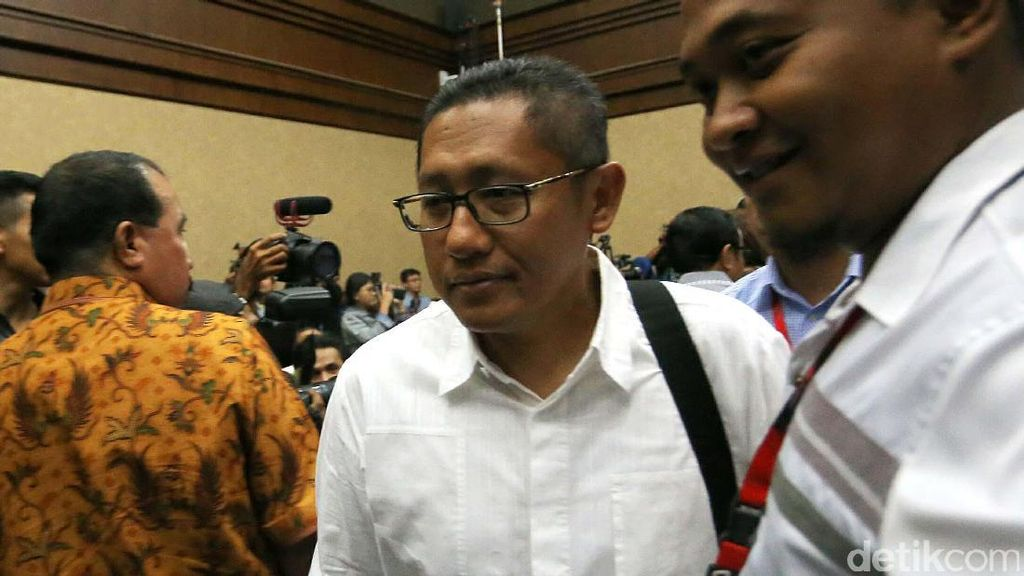 Anas Sangkal Nazaruddin soal Duit e-KTP untuk Maju Ketum Demokrat
