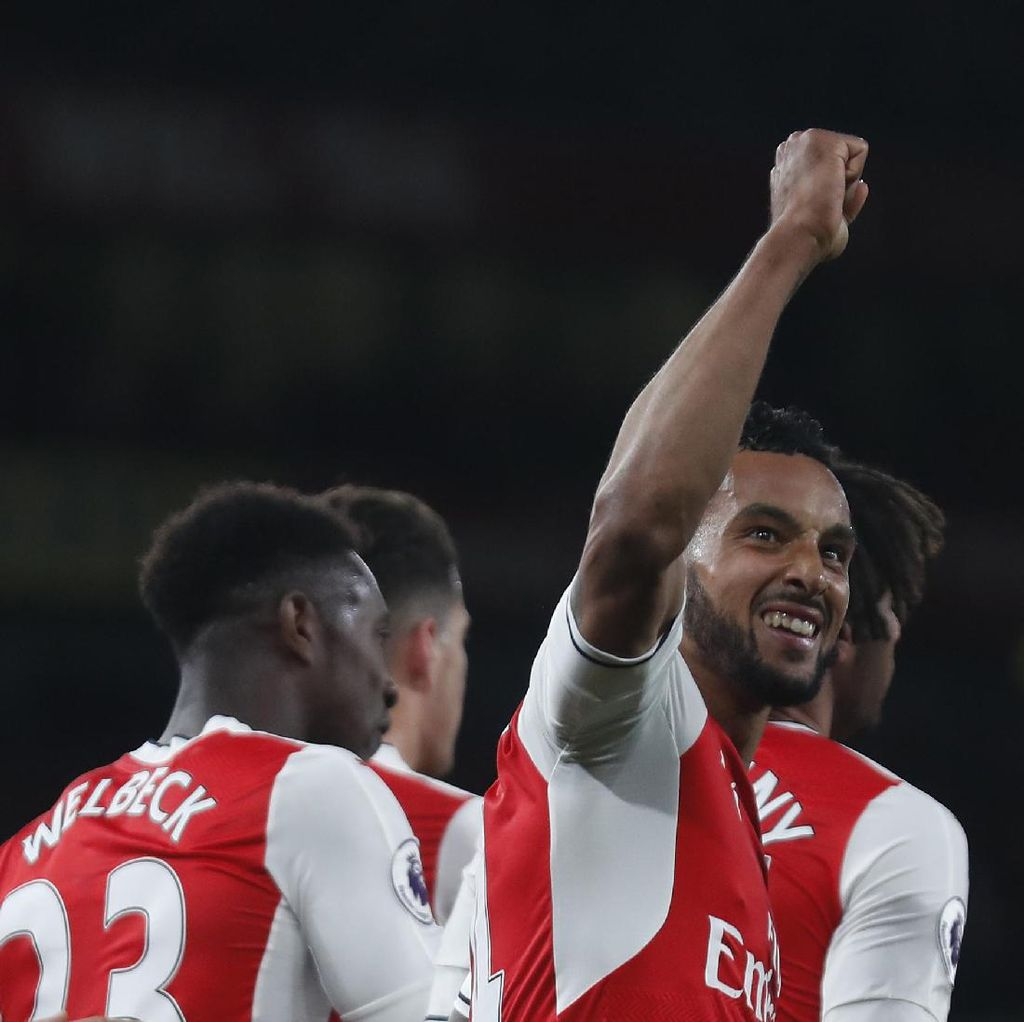Walcott: Arsenal Harus Tancap Gas Sejak Laga Pembuka Liga Inggris