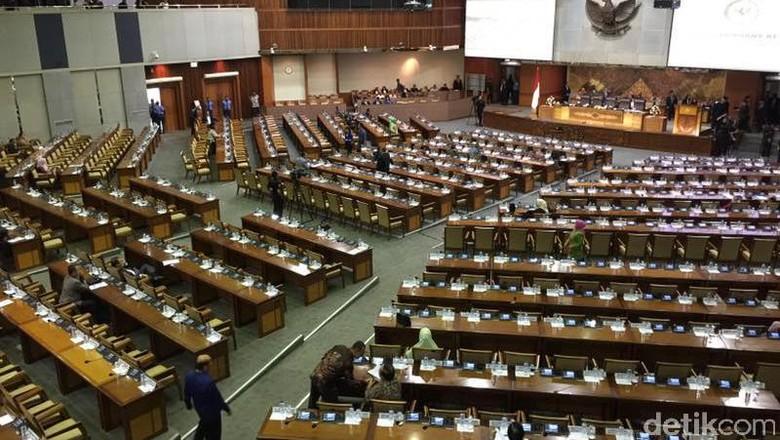 DPR Dengarkan Laporan BPK di Rapat Paripurna Hari Ini