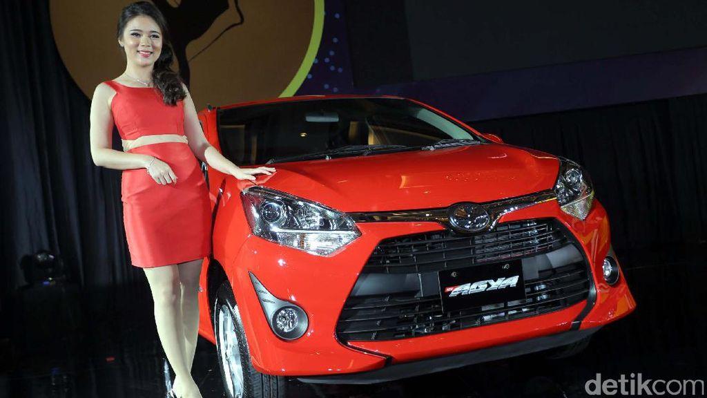 Toyota Tak Rilis Mobil Baru di IIMS