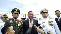 Resmi Melaut, KRI RE Martadinata Jaga Wilayah Timur Indonesia