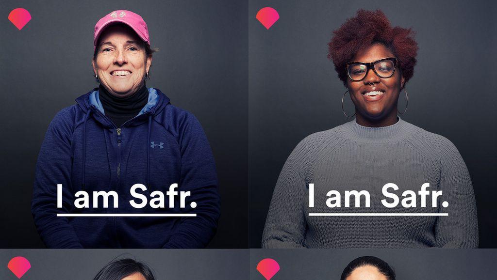 Safr, Taksi Online Khusus untuk Perempuan