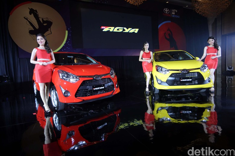 Tak Seperti Ayla, Audio di Toyota Agya Belum Touchscreen