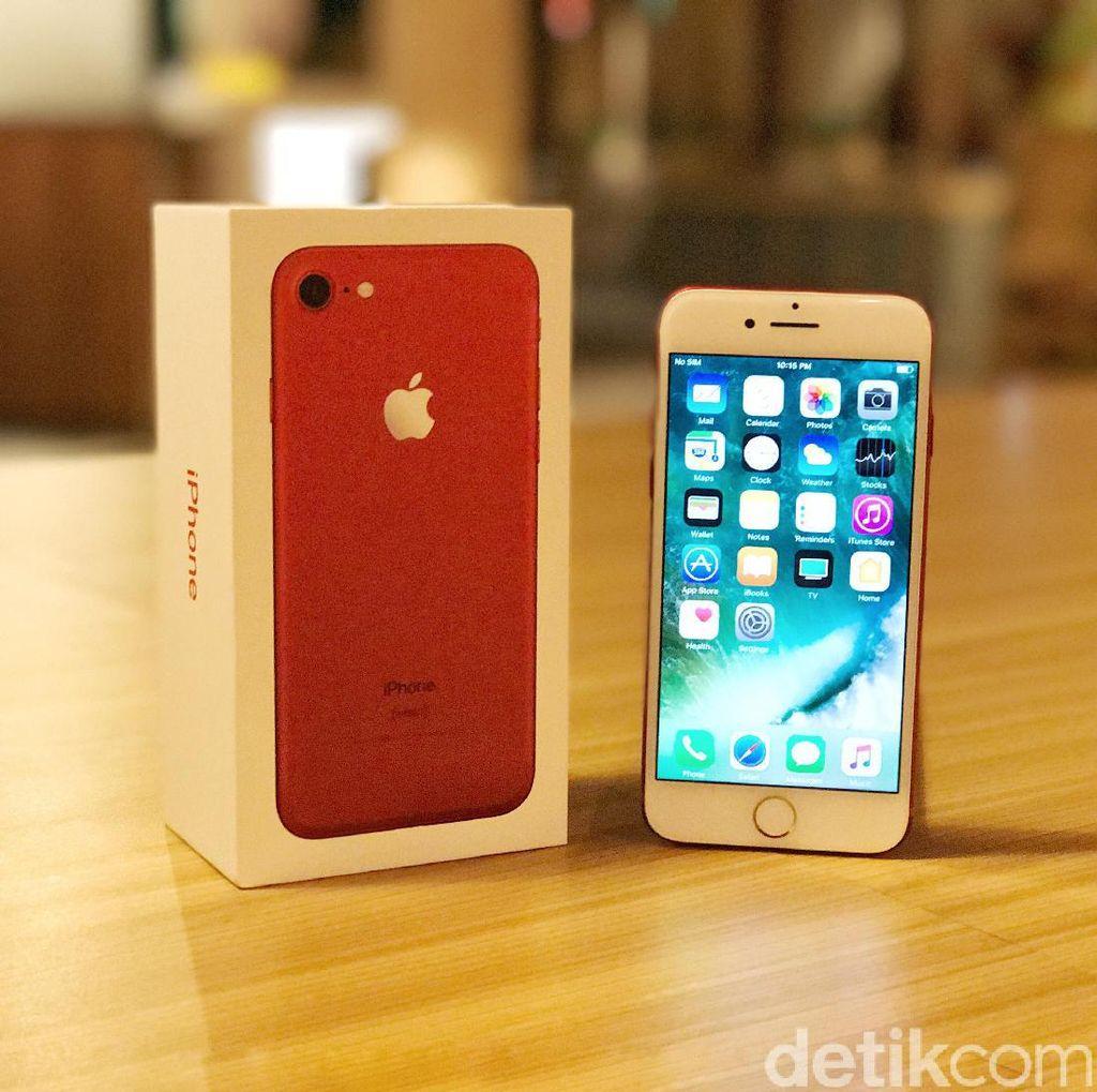 China Ungkap Sindikat Jual Beli Data iPhone